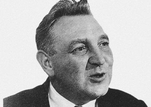 Eugène DESCAMPS, un gars du Nord à la tête du syndicat