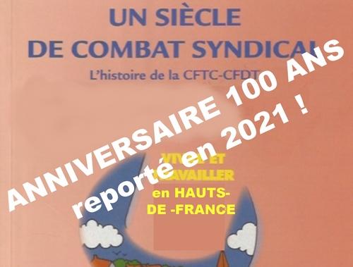 """Les """"100 ans CFDT"""""""