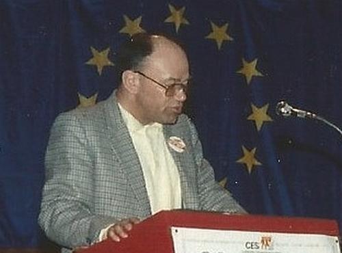 André BOCQUET, européen convaincu, générateur d'idées