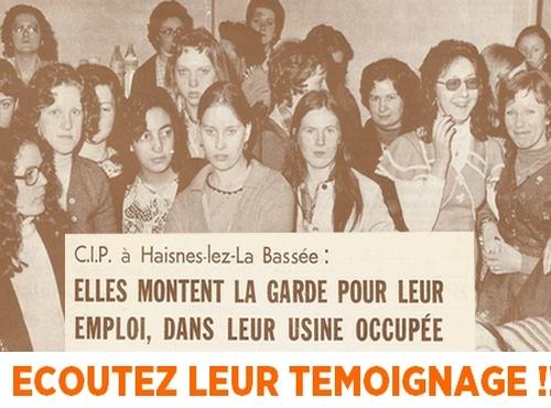 1973-75 : le conflit de la C.I.P. à Haisnes