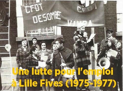 DESOMBRE (Lille) 17 mois de conflit